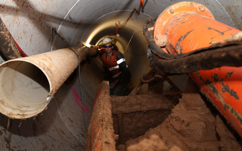 Tunnelling Boring and Pipe Jacking